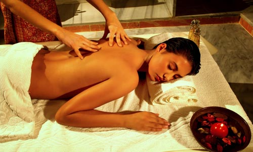 Lowongan Spa Therapist ke India periode Januari 2013