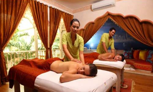 Spa Therapist Bali