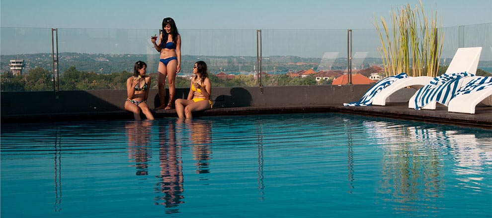 JBoutiq Hotel Kuta Bali