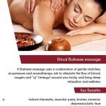 Balinese Massage Definition