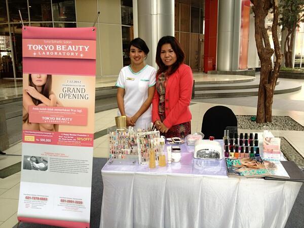 Lowongan Spa Therapist Tokyo Beauty Laboratory