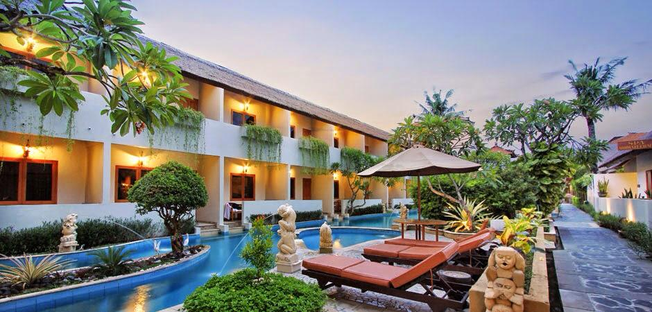 Lowongan Spa Therapist Kuta lagoon Hotel&Pool Villas