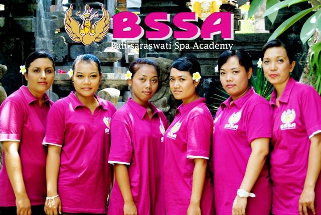 BSSA (Bali Saraswati Spa Academy) Bali