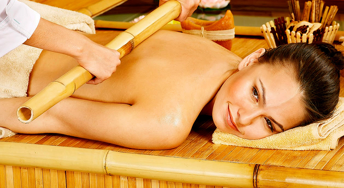 Jenis Massage, Bamboo Massage
