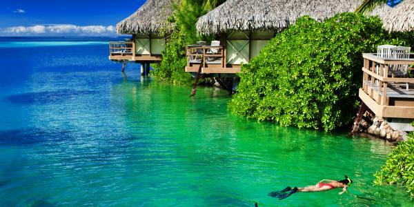Maldives, SURGA YANG TERTINGGAL