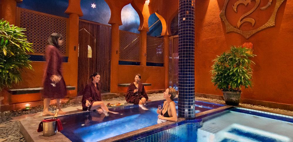 Lowongan Spa Therapist The Villas Bali Hotel & Spa dan Grandmas Hotels