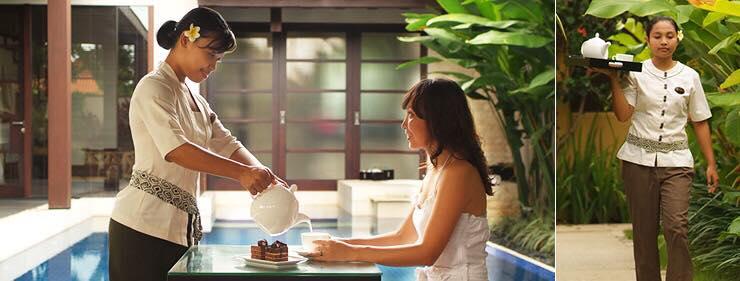 Lowongan Spa Receptionist Villa de daun & Spa