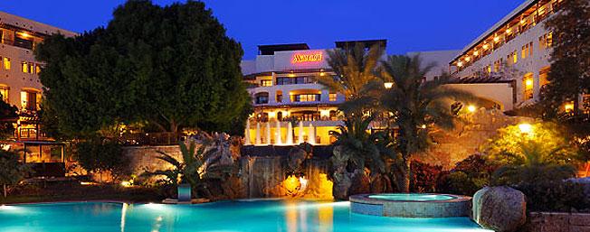 Lowongan Spa Therapist The Jordan Valley Marriott Resort & Spa