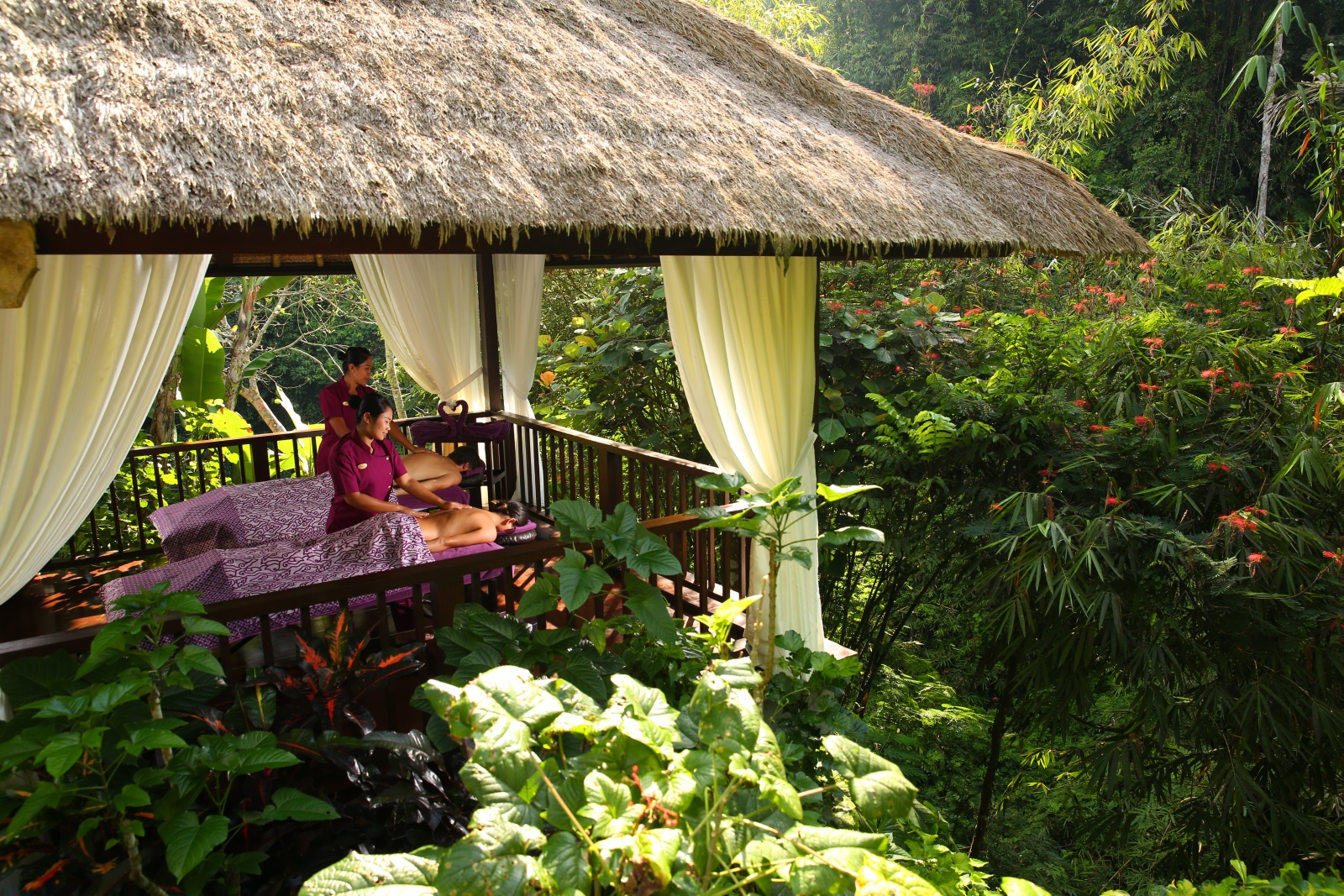 Lowongan Spa Manager Hanging Garden, The Royal Spa Suite