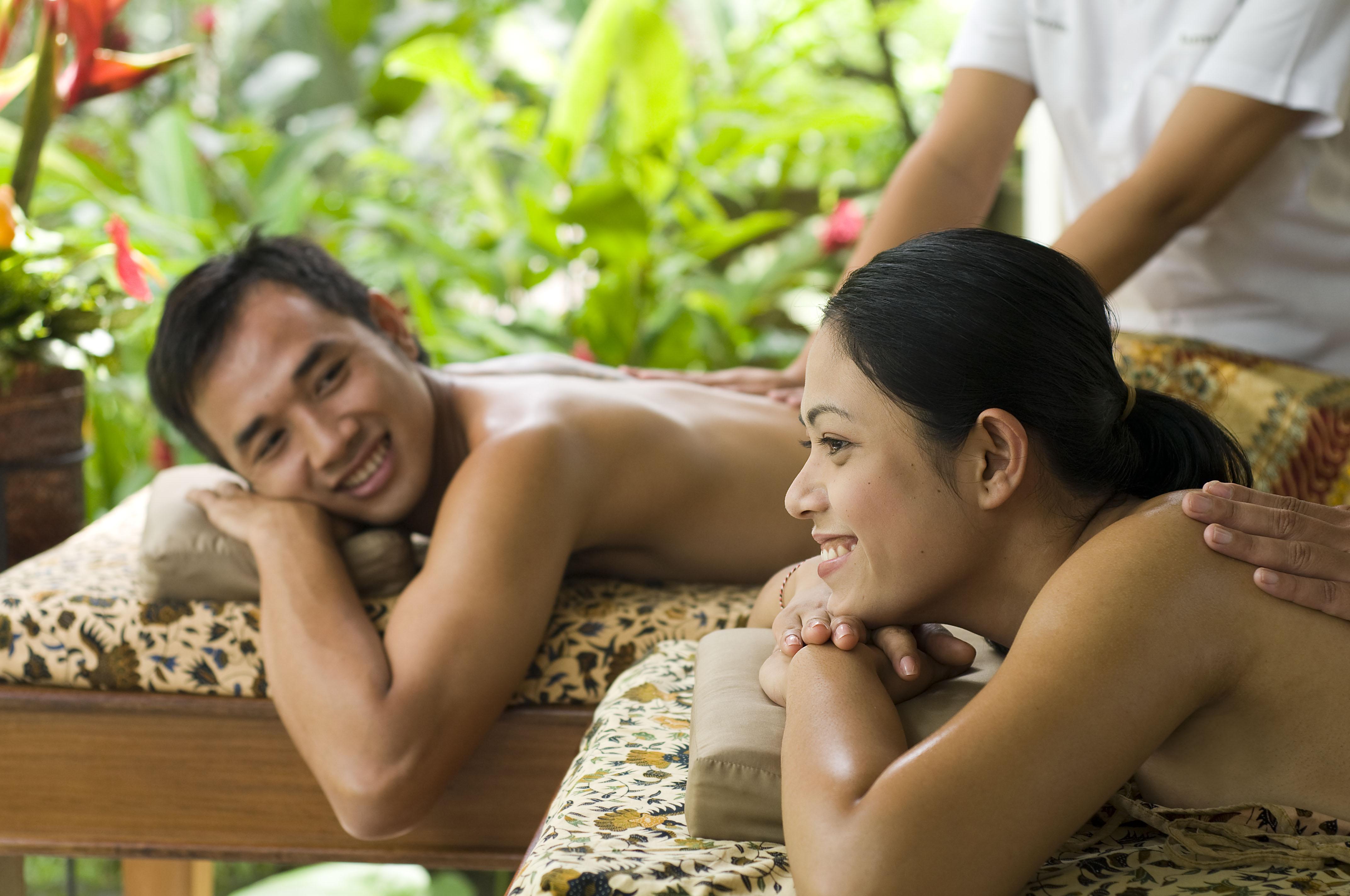 Lowongan Spa Therapist Komaneka Resort Ubud