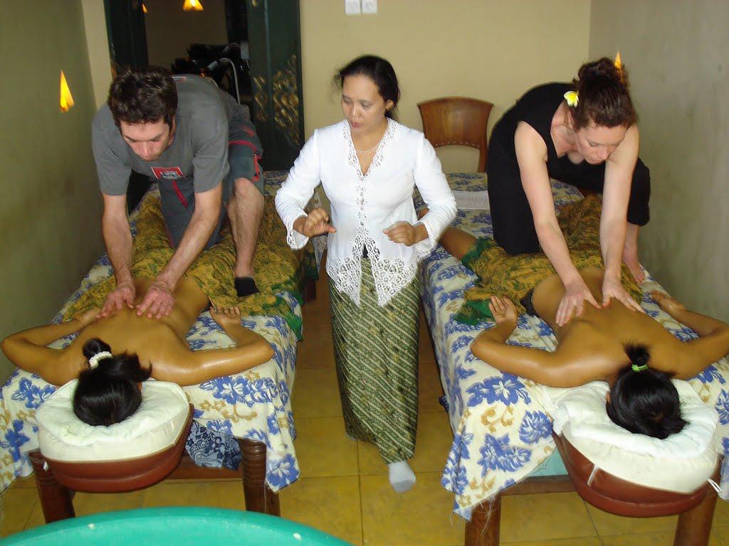 Sekolah Spa Sekar Jagat Spa Bali di Nusa Dua,Jimbaran,Bali