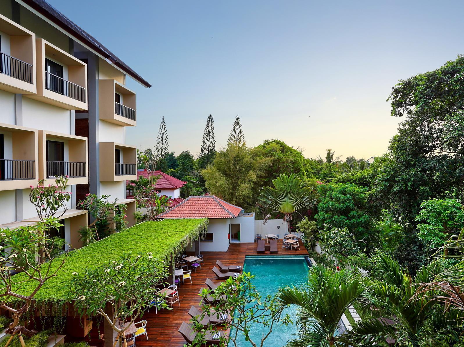 Lowongan Spa Therapist DW PANDAWA ALL SUITE HOTEL Umalas