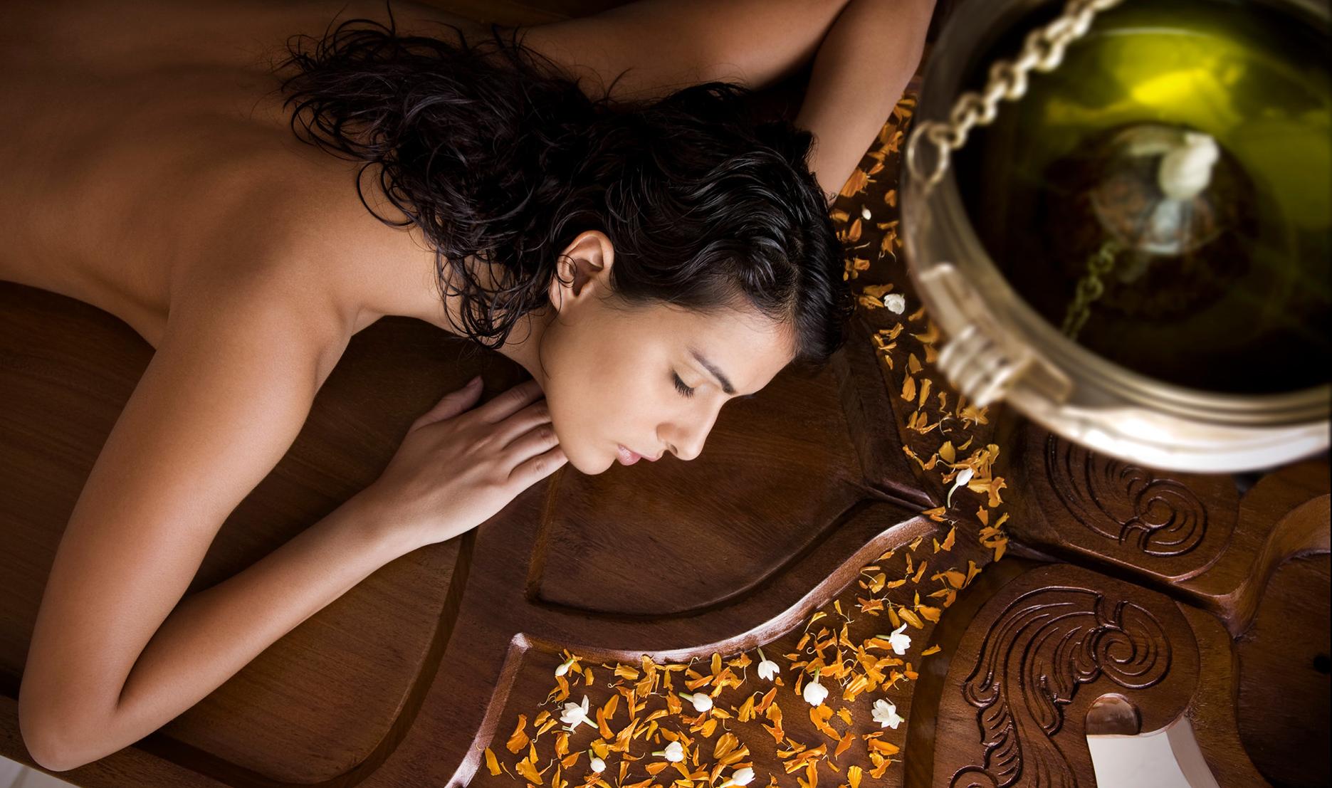 Perawatan Spiritual Spa Ayurvedic