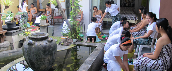 Sekolah Akademi Spa Bali Spa Training Centre