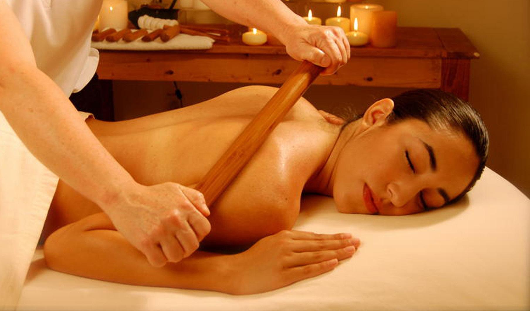 Jenis Massage dan Khasiat Pijatan Bambu