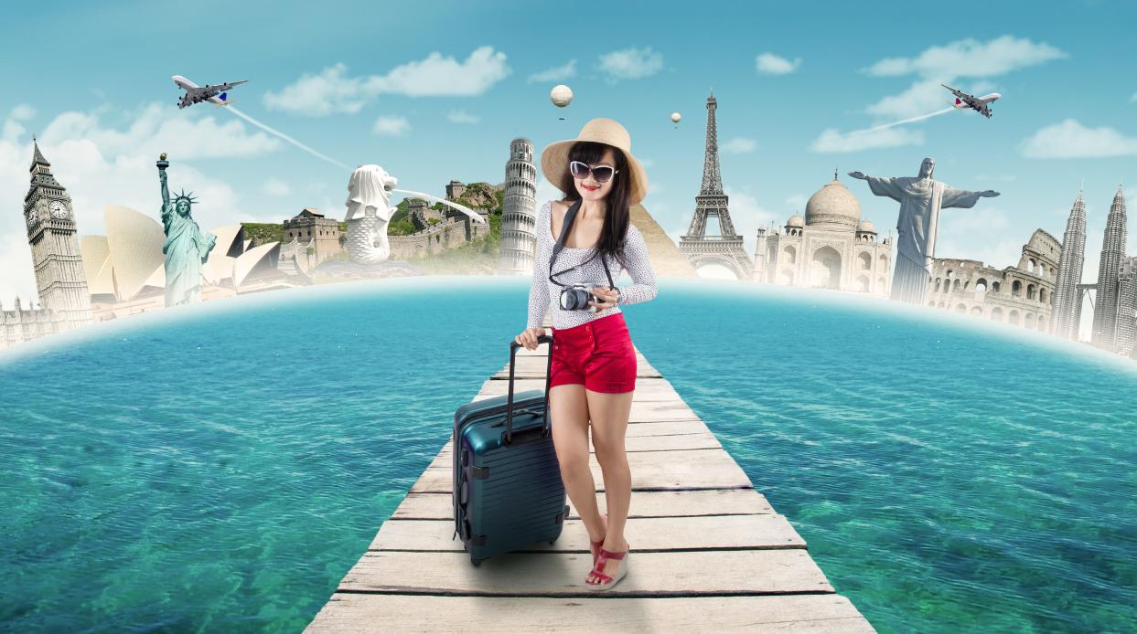 Ayo Bekerja Sambil Keliling Dunia Romania , Greece , Dubai , Beijing.