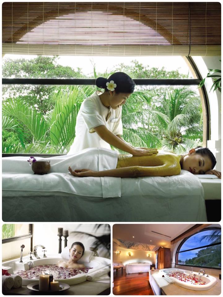 Lowongan Spa Therapist di Hotel Penang Malaysia