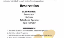 Lowongan Spa Therapist Kuta central Park Hotel