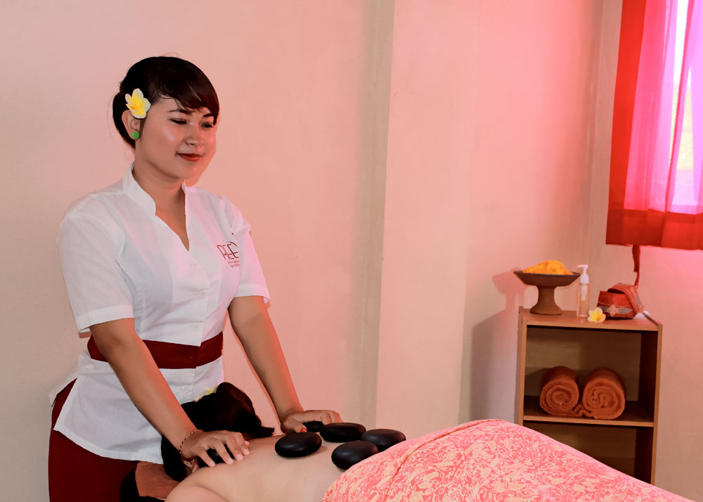 Reeva International Spa/ Akademi Spa di Canggu