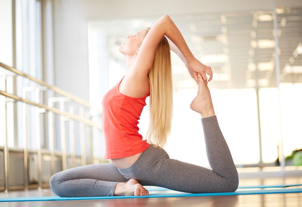 Peregangan Otot Untuk Tetap Sehat dan Bugar Disegala Usia