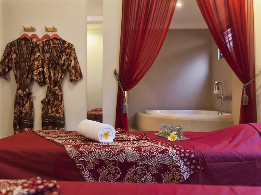 Lowongan Spa Receptionist Grand Jimbaran Boutique Hotel & Spa