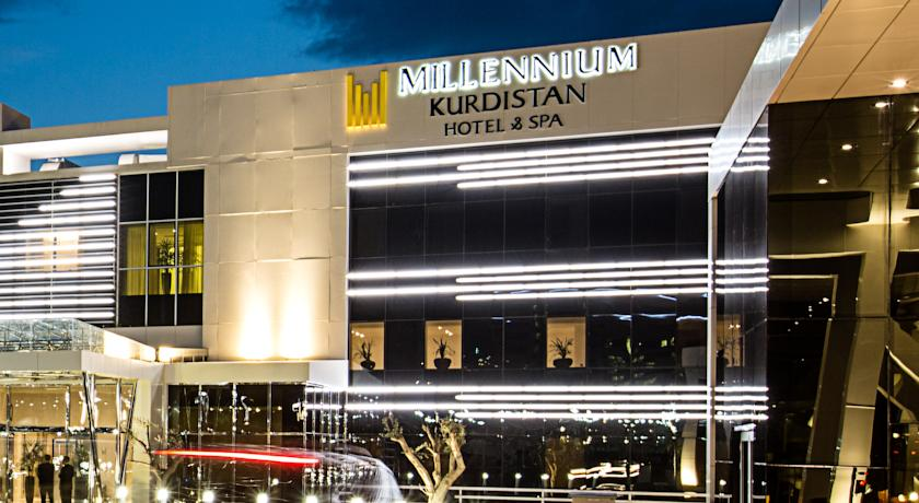 Mengenal Grand Millenium Hotel & Spa Kurdiztan