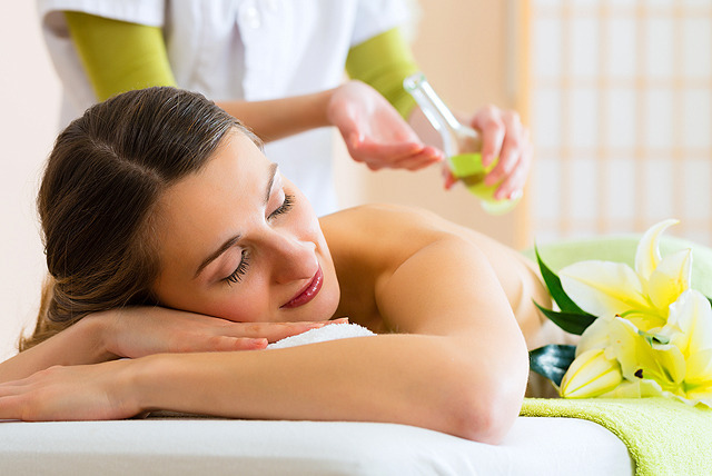 Video Aromatherapy Massage