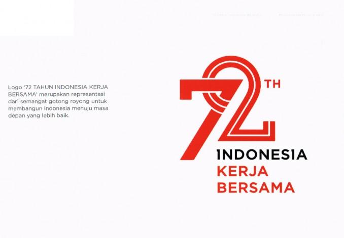 Foto Menyambut Hari Kemerdekaan RI Ke - 72 Tahun