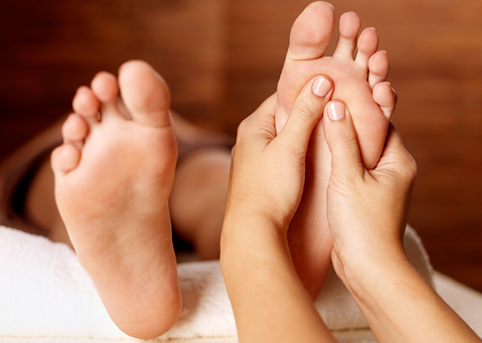 Video Reflexology Massage