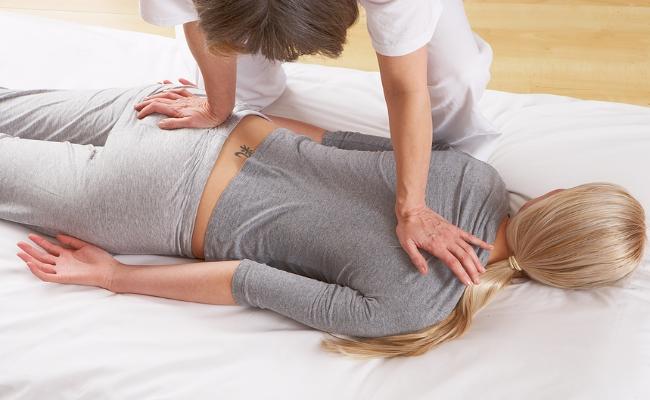 Video Shiatsu Massage