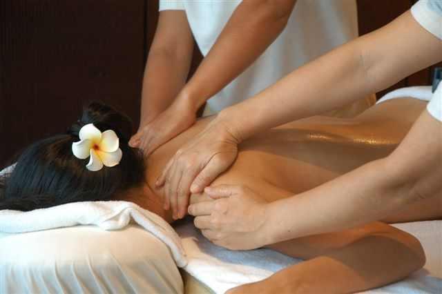 Video Four Hand Massage