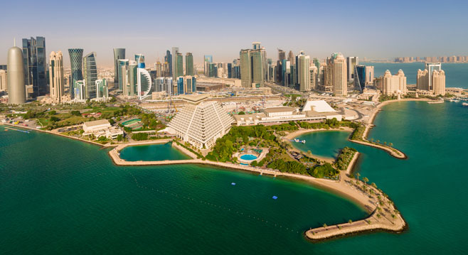 Lowongan Spa Therapist Wanita Hotel - Doha