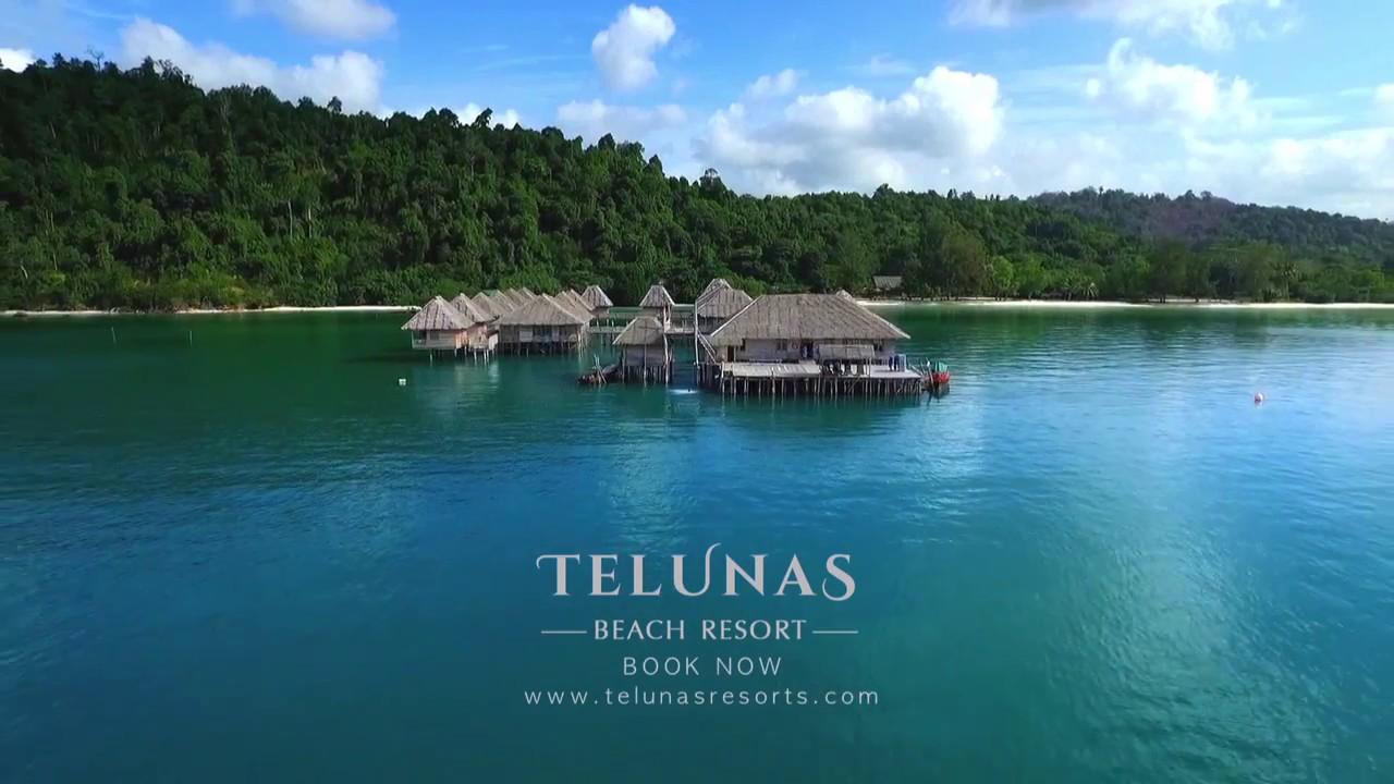 Pesona Keindahan Telunas Resorts - Riau - Indonesia
