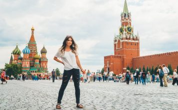 Spa Therapist Wanita Moscow - Interview 23 January, 2018