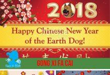 GONG CI FA CAI - Selamat Hari Raya Imlek 2018