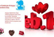 Hari Kasih Sayang - Valentine Day 14 FEBRUARY , 2018