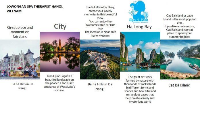 Lowongan Spa Therapist Luxury Spa & Resort Hanoi - Vietnam