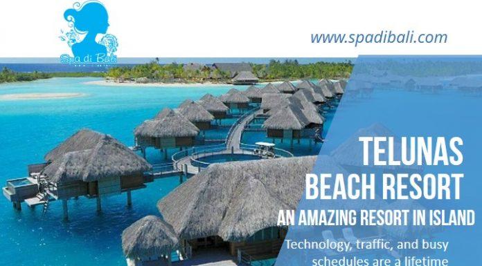 Telunas Beach Resort - Lowongan Spa Therapist Wanita