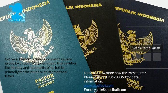 Pelayanan dan Jasa Pembuatan Pasport 2018