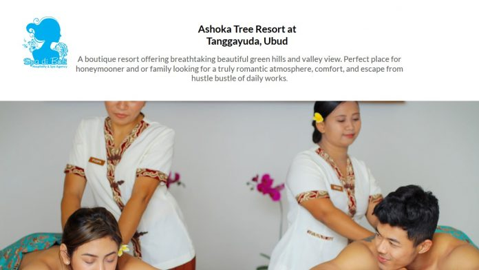 Lowongan / Job Vacancy Spa Therapist & Spa Supervisor Ashoka Tree Resort at Tanggayuda, Ubud