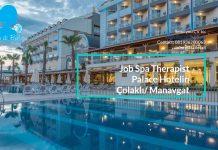 Lowongan Spa Therapist Hotel Bintang 5 Manavgat - Turkey