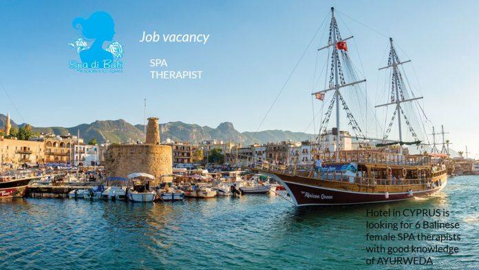 Lowongan / Job Vacancy Pulau Terbesar Ketiga Mediteranian - Cyprus