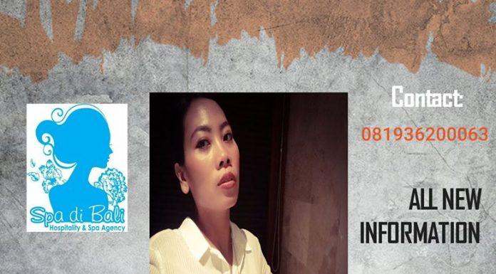 Inspirasi - Media Informasi seputar Job Spa Therapist Di Bali Maupun Luar Negeri