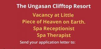 Explore Spektakuler Villa Di Bali - Lowongan Spa Receptionist & Spa Therapist - The Ungasan Clifftop Resort