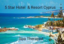 Tujuan Wisata Dunia Cyprus - Lowongan / Job Vacancy Spa Therapist Hotel Bintang Lima