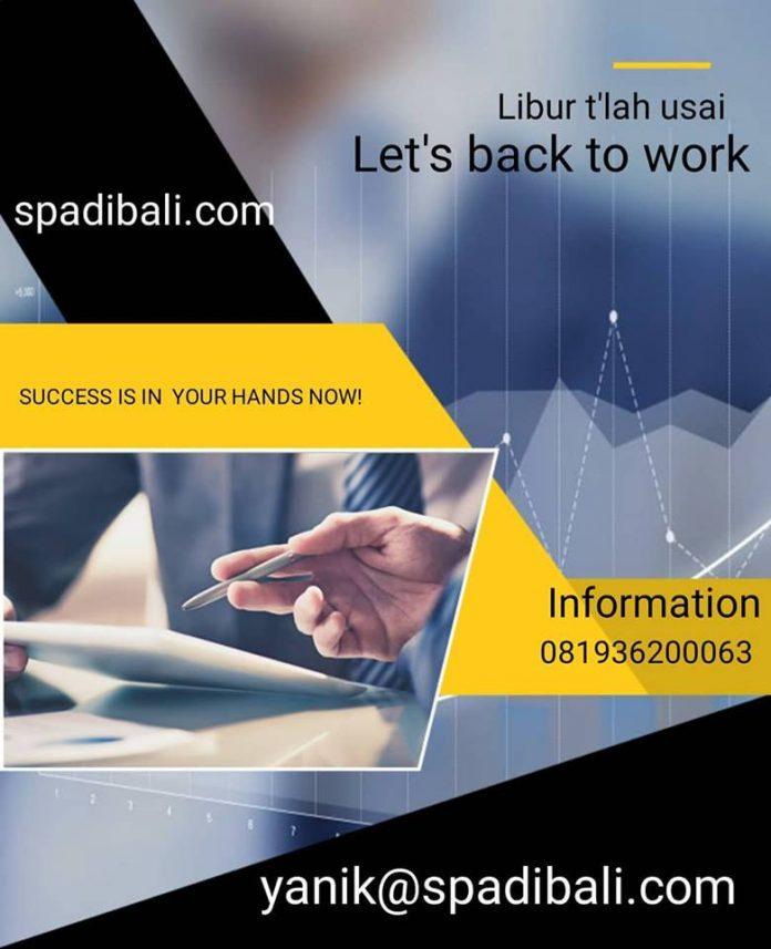 Informasi Seputar Spa di Bali - Lowongan/Job - Akademi Spa, Negara Tujuan, Persyaratn Kerja Ke Luar Negeri