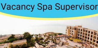 Lowongan Asst Spa Manager & Spa Therapist Dead Sea Hotel Jordan - Resort Bintang 4