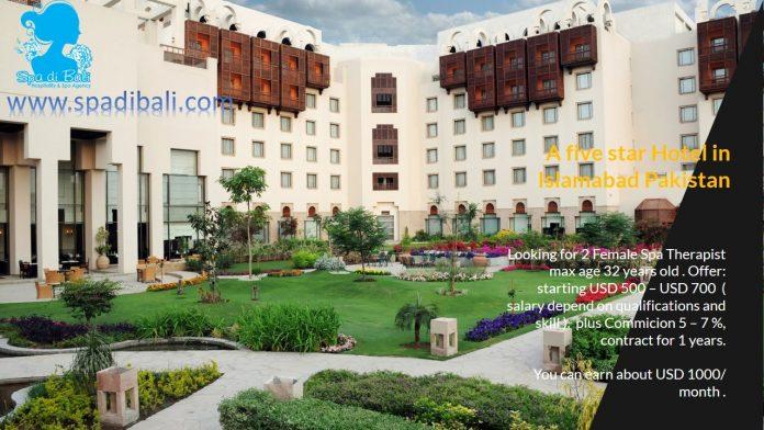 Pesona Ibukota Terindah Di Asia Islamabad - Lowongan Spa Therapist Hotel Bintang Lima Pakistan