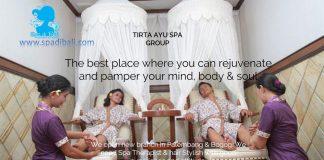 Spa Therapist dan Hair Stylish Tirta Ayu Spa - Lowongan Spa Therapist Dalam Negeri