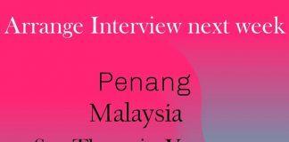 Spa Therapist Penang Malaysia - Lowongan Spa Negara Asia Terbaru